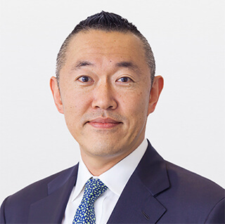 Managing Director<br/>Takashi Oyagi